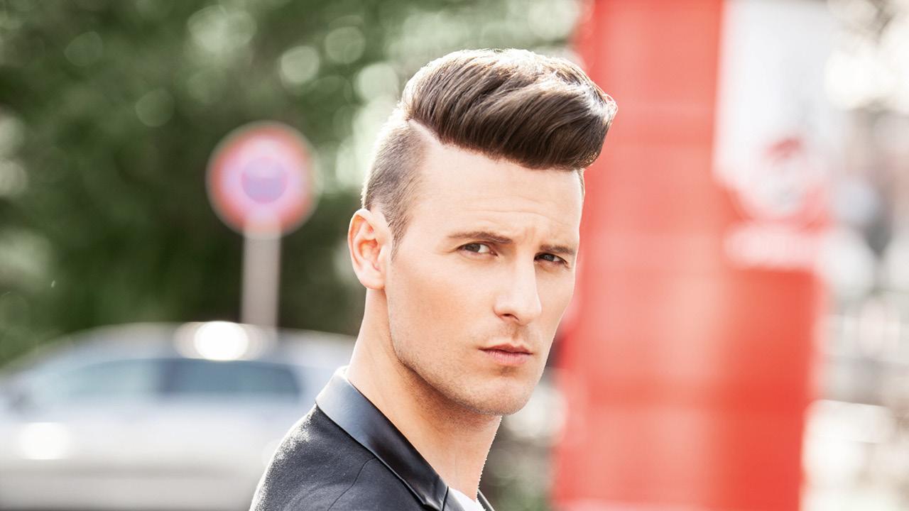 Echthaarersatz Bei Geheimratsecken Und Glatze Für Männer